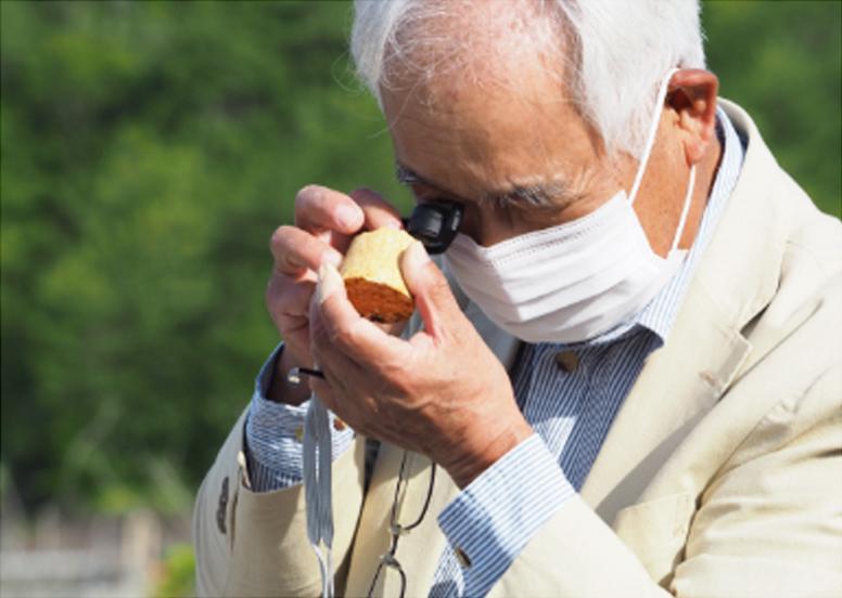 山口大学名誉教授 西村 祐二郎