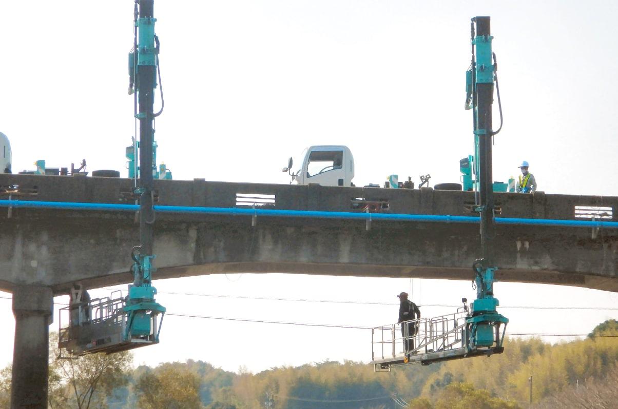 橋の点検・維持管理